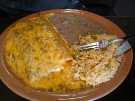 Acapulco Restaurant: Beef Enchiladas $7.69