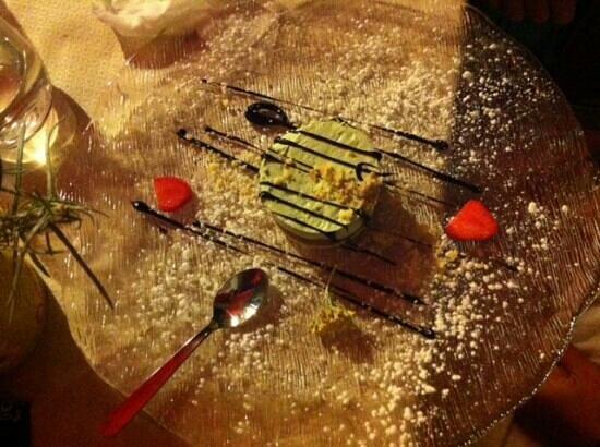 Osteria D'Al Maso: uno dei deliziosi dolci