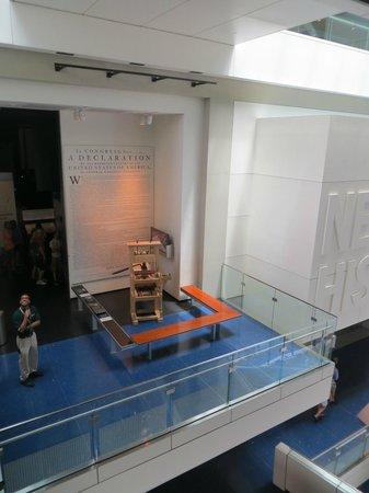 Newseum – Muzeum Newsów i Dziennikarstwa: Exhibit