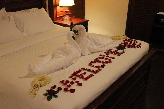 Borei Angkor Resort & Spa: Welcoming Night
