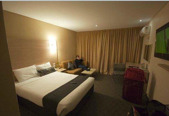 โรงแรมแกรนด์ ชิฟลีย์ แอดิเลด: Room
