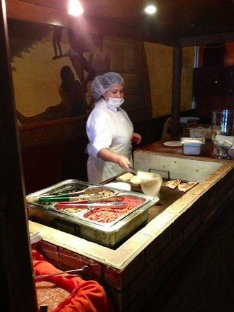 Rosarito Beach Hotel: Homemade tortillas with every meal!
