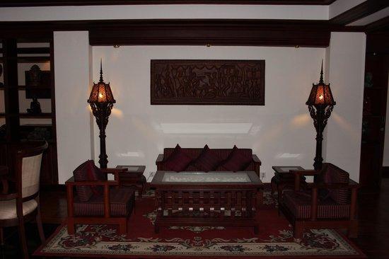 Borei Angkor Resort & Spa: The Royal Suite