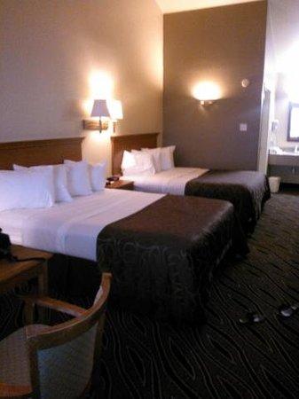 Best Western Padre Island: Nice room