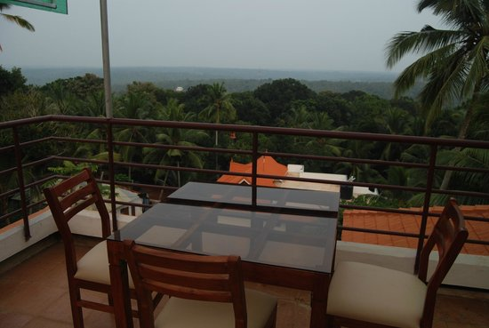 One & Only Homestay: Balcony View