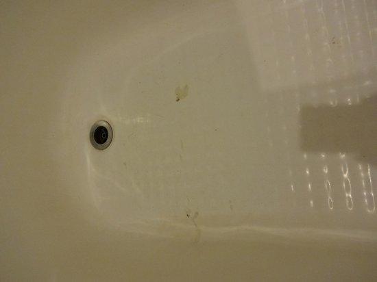 Port Hedonia: Stains in the bath tub