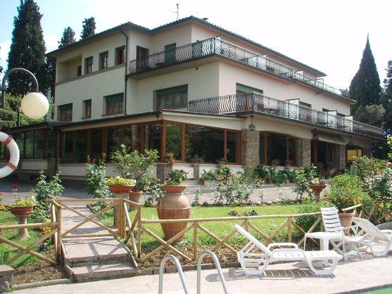 Villa Belvedere - Florence: vista della villa