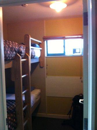 Astray Motel: Le minuscule dortoir de 4 !