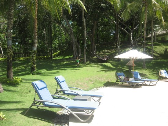 Alegre Beach Resort: view