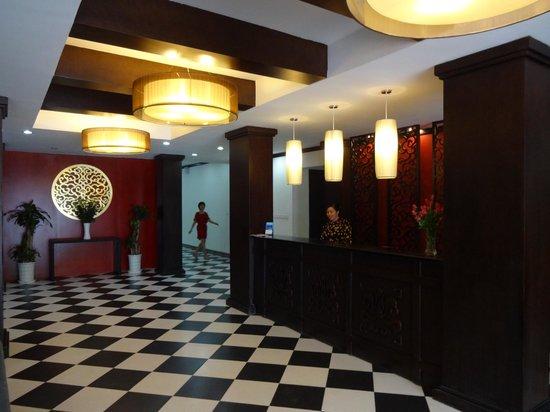 Thang Long GTC Hanoi Hotel: Lobby