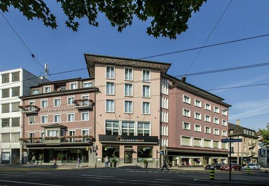Hotel Sternen Oerlikon Parking