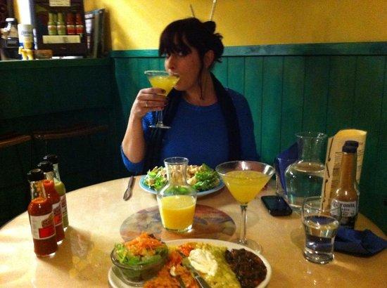 Sabroso: yum food