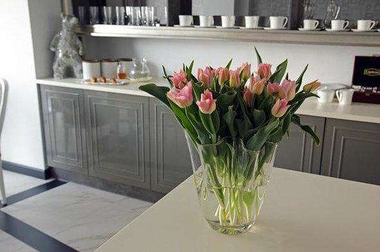 City Solei Boutique Hotel: Breakfast Room