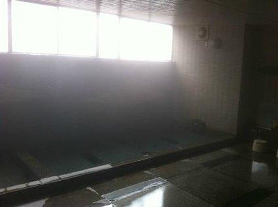 Myoko Hotel: 内湯、夏季は露天風呂もあります。
