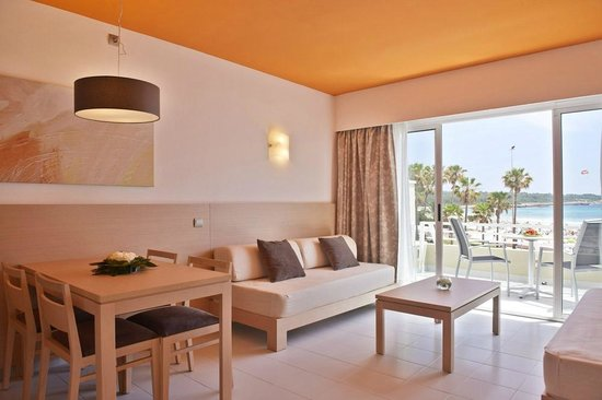 Hipotels Mediterraneo Club: Sea View Apartment