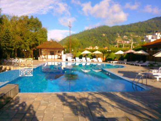 Swimming Pool Picture Of Park Village Hotel Resort Kathmandu Tripadvisor