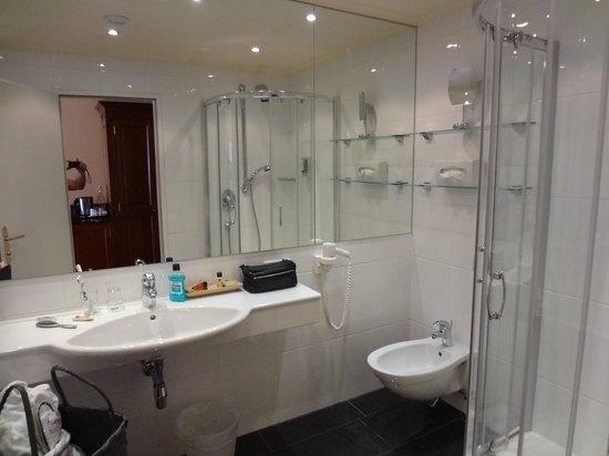 Krumers Post Hotel & Spa: Suite 319