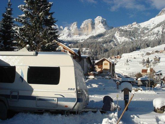 Camping Miravalle: Inverno