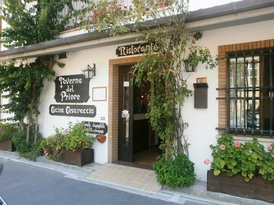 Taverna Del Priore: Ristorante