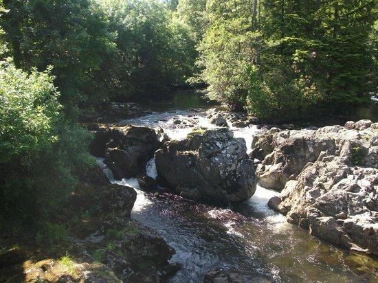 Llety Betws: Swallow Falls