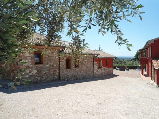 Agriturismo Aria Toscana