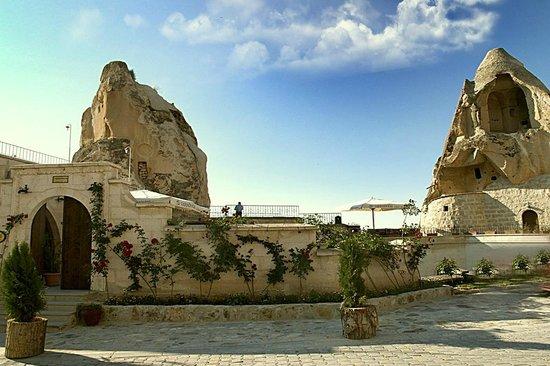 Cappadocia Cave Suites: CCS Entry