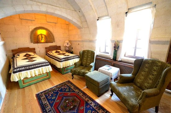 Cappadocia Cave Suites: Room 120