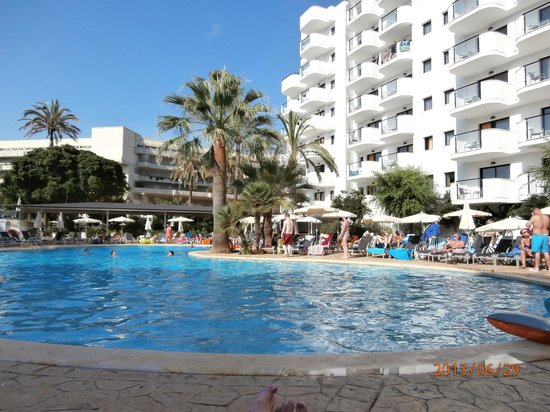 Protur Palmeras Playa Hotel Sa Coma Reviews