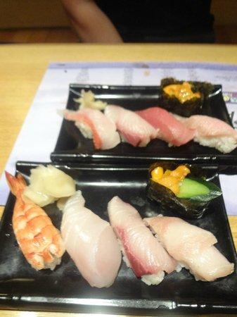 Kaihomaru : sushi