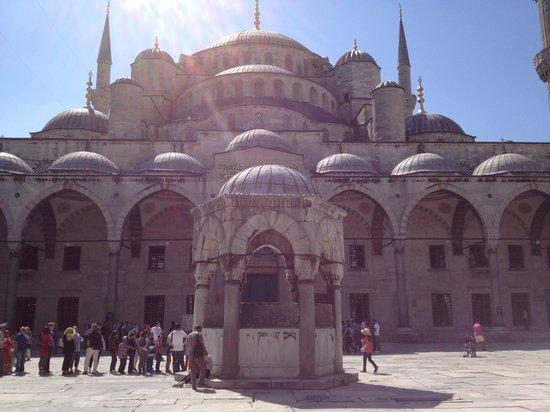 Stone Hotel: Moschea Blu