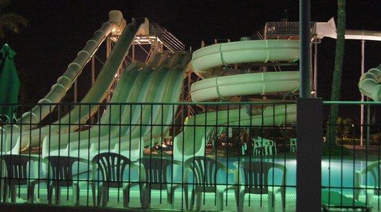 Sun Land Hotel: Аквапарк. В сентябре бесплатный.