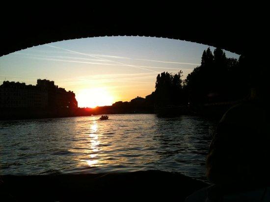 Green River Cruises: Coucher de soleil