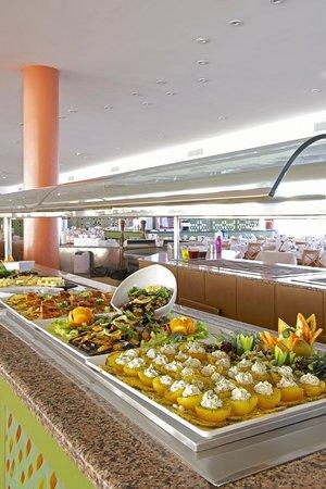 Iberostar Fuerteventura Palace: Buffet