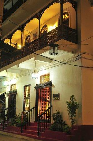 Frontside Zanzibar Palace Hotel