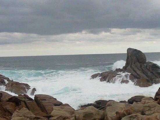 Whalers Cove Villas: waters at dunsborough
