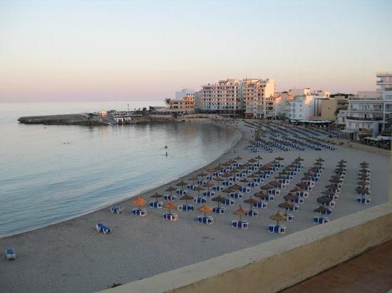 Hotel Peymar : vista desde solarium