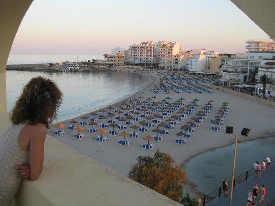 Hotel Peymar: vista desde solarium