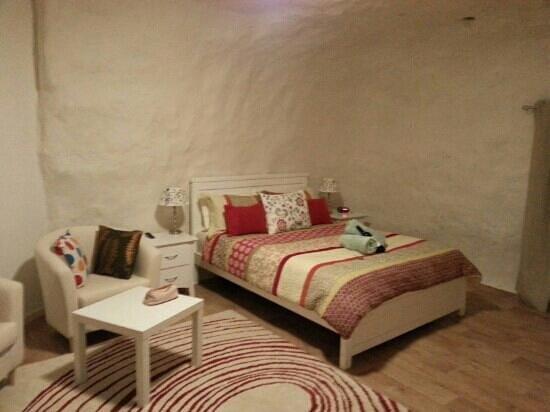Underground Bed & Breakfast: Bedroom 4...
