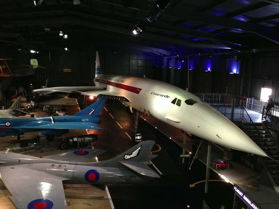 Fleet Air Arm Museum : The Concorde