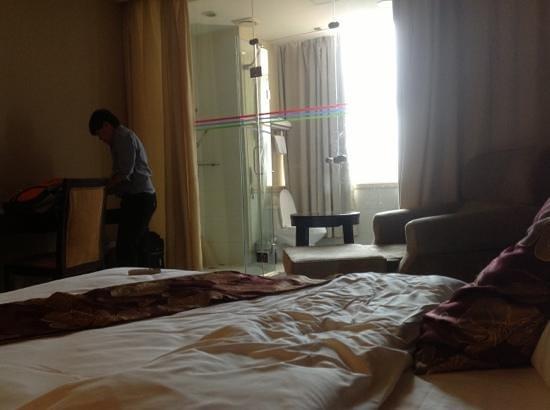 Enjoying International Hotel Photo