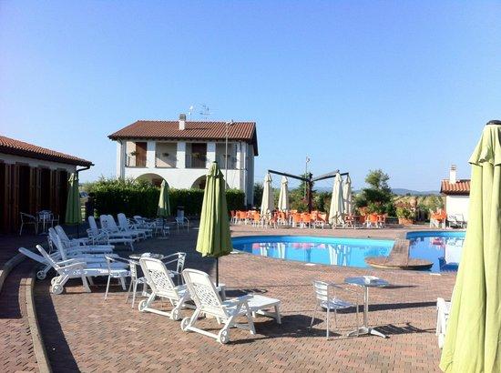 Il Marrugio : la piscina