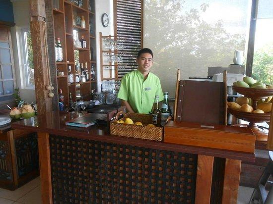 Amarela Resort: service with a smile