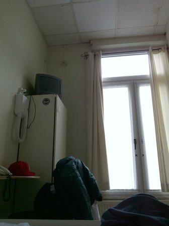 Barbacan Hotel Amsterdam: la nostra stanza...
