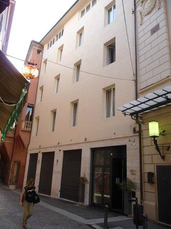 Metropolitan Hotel: Met's Apartments, via de Monari