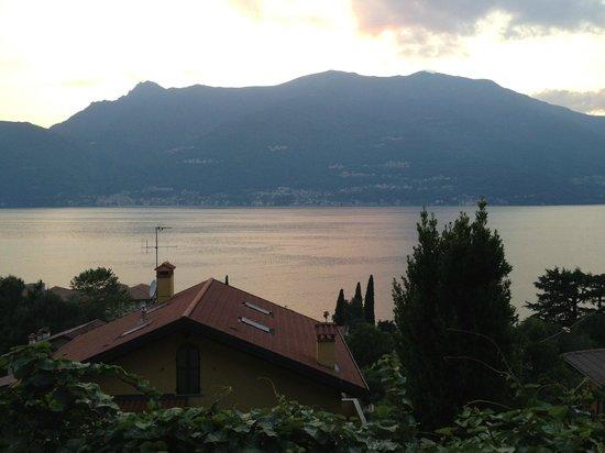 B&B Villa Anita: La vista dal balcone