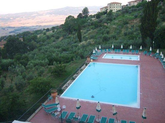 Park Hotel le Fonti : Pool area
