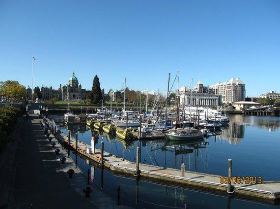 Union Club British Columbia: Inner Harbour