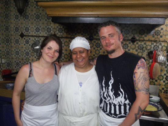 Cookery Lessons at Riad Kaiss: Cooking Class