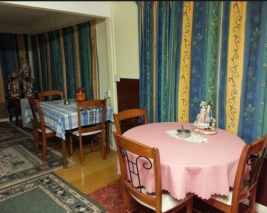 Richmond Guest House: dinning room