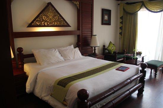 Borei Angkor Resort & Spa: Our room